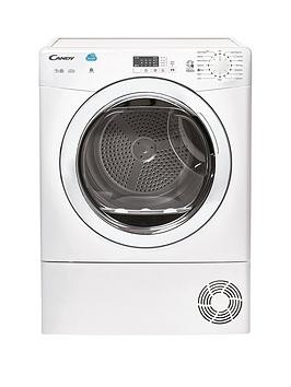 Save £30 at Very on Candy Csvc8Lg 8Kg Load Condenser Sensor Tumble Dryer With Smart Touch - White