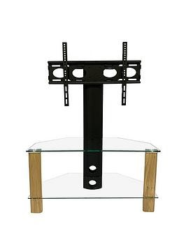 Save £20 at Very on Alphason Century Cantilever 80 Cm Tv Stand - Fits Up To 50 Inch Tv