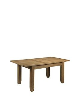 Save £60 at Very on Julian Bowen Astoria 140-180 Cm Extending Dining Table