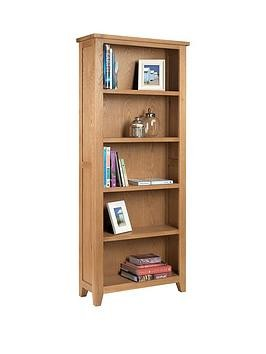 Save £50 at Very on Julian Bowen Astoria Tall Bookcase