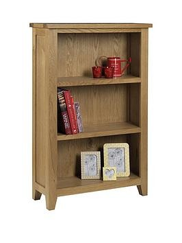 Save £50 at Very on Julian Bowen Astoria Low Bookcase