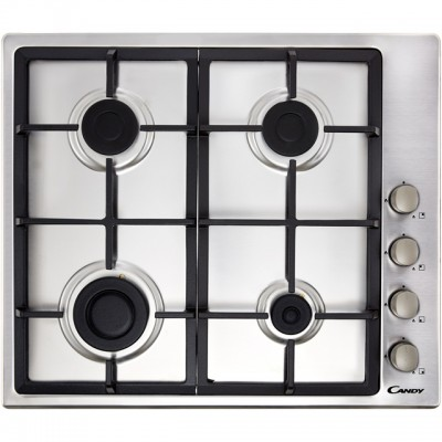 Save £20 at AO on Candy CHG6LX 60cm Gas Hob - Stainless Steel