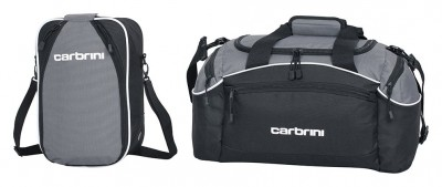 Save £6 at Argos on Cabrini Shoe Bag And Holdall - Grey