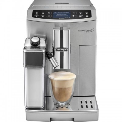 Save £350 at AO on De'Longhi Prima Donna Evo ECAM510.55.M Wifi Connected Bean to Cup Coffee Machine - Stainless Steel