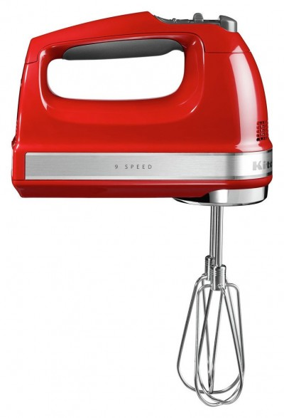 Save £22 at Argos on KitchenAid 5KHM9212BER Electric Hand Mixer - Empire Red