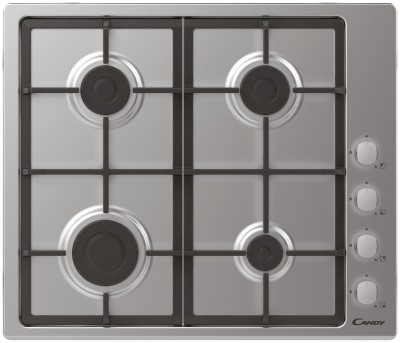 Save £20 at Argos on Candy CHG6LX Gas Hob - Stainless Steel