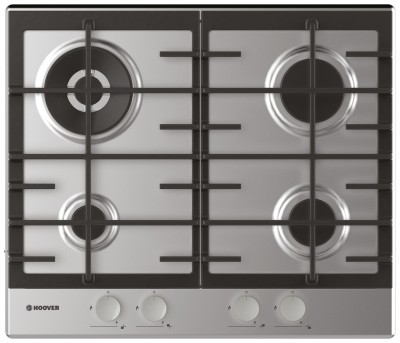Save £30 at Argos on Hoover H-HOB 300 HHG6BR4MX Gas Hob - Stainless Steel