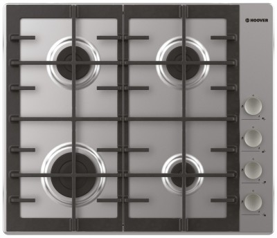 Save £60 at Argos on Hoover H-HOB 300 HHG6LSX 60cm Gas Hob - Stainless Steel