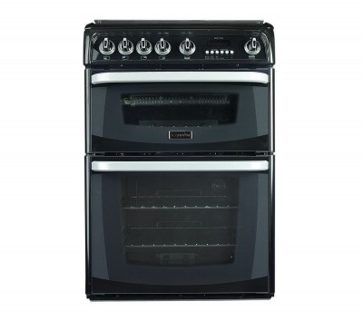 Save £70 at Currys on CANNON Carrick CH60GCIK Gas Cooker - Black, Black