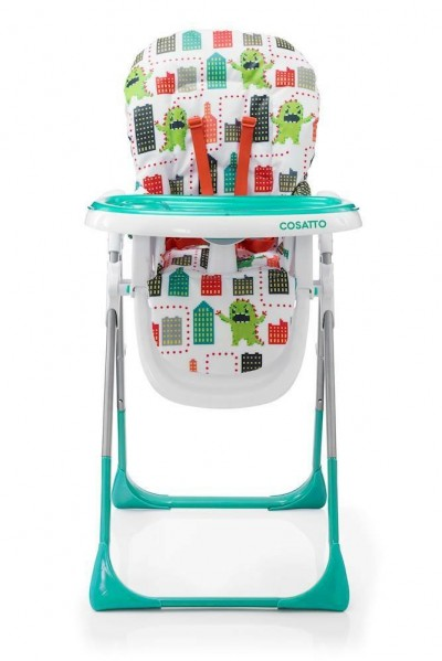 Save £50 at Argos on Cosatto Noodle Highchair - Monster Mob