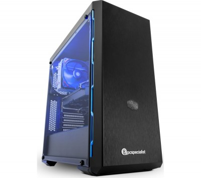 Save £300 at Currys on PC SPECIALIST Vortex SX Intelu0026regCore™ i7 RTX 2080 Ti Gaming PC - 2 TB HDD & 256 GB SSD
