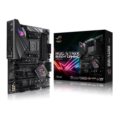 Save £20 at Ebuyer on Asus ROG STRIX B450-F GAMING AM4 DDR4 ATX Motherboard