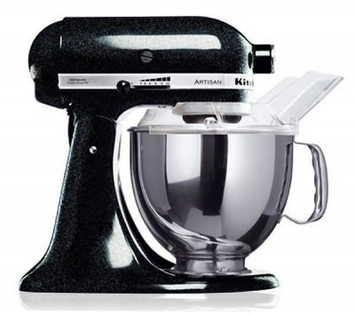 Save £170 at Currys on KITCHENAID Artisan Stand Mixer - Black, Black