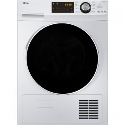 Save £59 at AO on Haier HD80-A636 8Kg Heat Pump Tumble Dryer - White - A++ Rated
