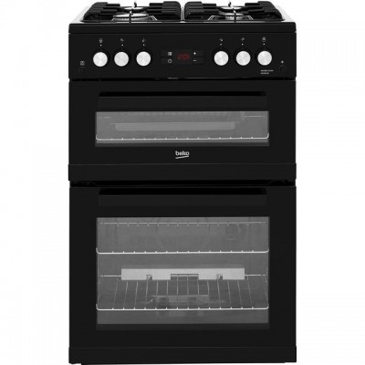 Save £41 at AO on Beko KDG653K 60cm Gas Cooker with Full Width Gas Grill - Black - A+/A Rated