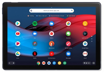 Save £120 at Argos on Pixel Slate 12.3 Inch i5 8GB 128GB 2-in-1 Chromebook
