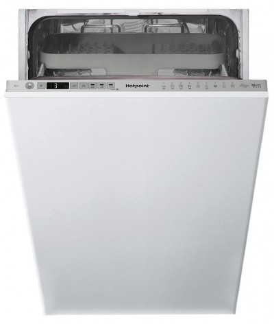 Save £50 at Argos on Hotpoint HSIO3T223WCEUK Integrated Dishwasher - S/Steel