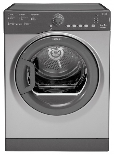 Save £40 at Argos on Hotpoint TVFS73BGG.9 7KG Vented Tumble Dryer - Graphite