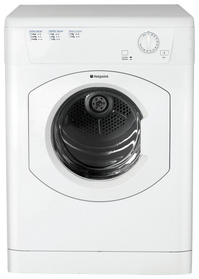 Save £40 at Argos on Hotpoint FETV60CP 6KG Vented Tumble Dryer - White