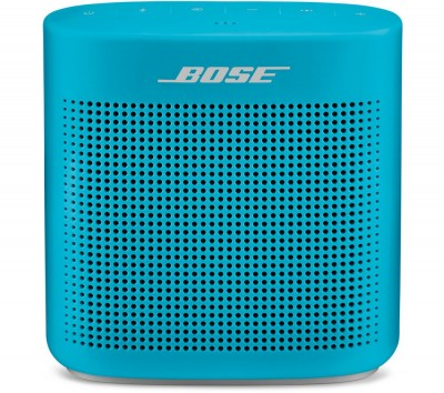 Save £20 at Currys on BOSE Soundlink Color II Portable Bluetooth Wireless Speaker - Aqua, Aqua