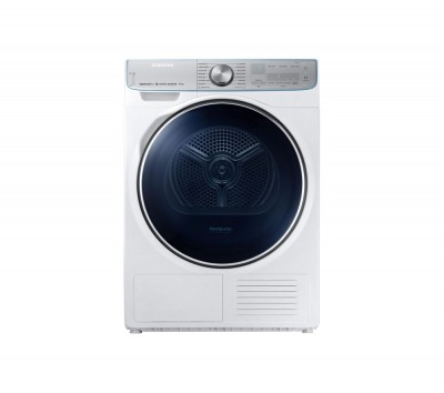 Save £100 at Currys on Samsung Tumble Dryer DV90N8289AW/EU Smart 9 kg Heat Pump - White, White
