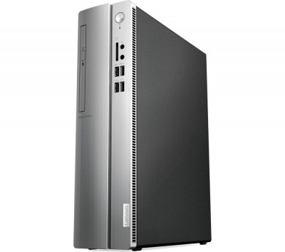 Save £50 at Currys on LENOVO IdeaCentre 310s Intelu0026regPentium Desktop PC - 1 TB HDD, Silver, Silver