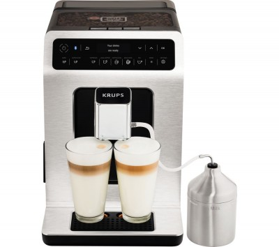 Save £200 at Currys on Evidence Connected EA893D40 Smart Bean to Cup Coffee Machine - Metal