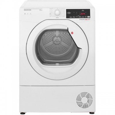 Save £50 at AO on Hoover Dynamic Next DXC10TG 10Kg Condenser Tumble Dryer - White - B Rated