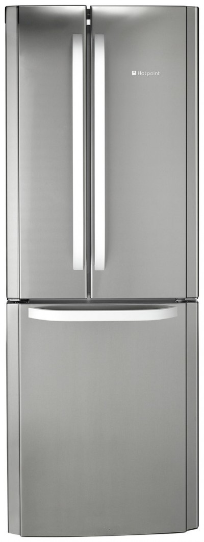Save £110 at Argos on Hotpoint FFU3DX American Fridge Freezer - Stainless Steel