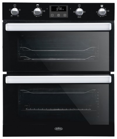 Save £51 at Argos on Belling BI702FPCT Built In Double Electric Oven - Black