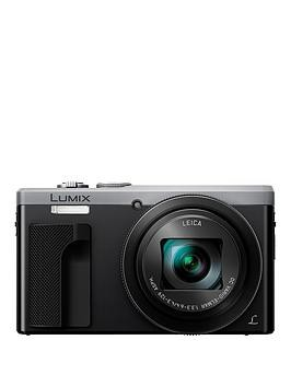 Save £80 at Very on Panasonic Dmc-Tz80Eb-S Lumix Super Zoom Camera - Silver