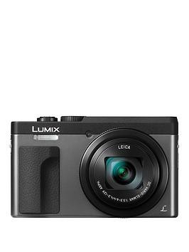 Save £90 at Very on Panasonic Dc-Tz90Eb-S Lumix 30X Travel Zoom Camera - Silver