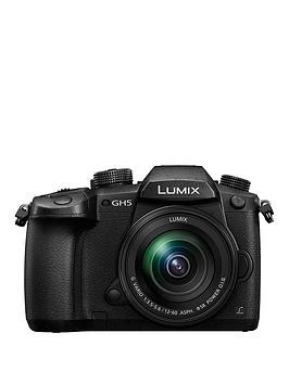 Save £350 at Very on Panasonic Dc-Gh5Meb-K Lumix Mirrorless Camera With G Vario Lens - Black