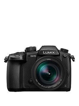 Save £400 at Very on Panasonic Dc-Gh5Leb-K Lumix Compact System Mirrorless Camera With 12-60Mm Leica Lens - Black