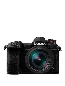 Save £720 at Very on Panasonic Lumix Dc-G9Meb-K Compact System (Mirrorless) Camera With 12-60Mm Lumix Lens - Black