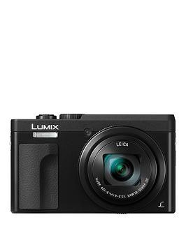 Save £90 at Very on Panasonic Dc-Tz90Eb-K Lumix 30X Travel Zoom Camera - Black