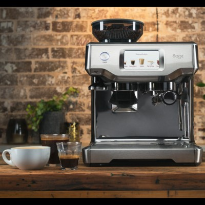 Save £100 at AO on Sage The Barista Touch SES880BSS Bean to Cup Coffee Machine - Stainless Steel / Chrome