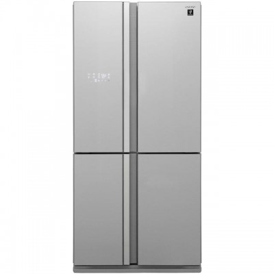 Save £380 at AO on Sharp SJ-FS820VSL American Fridge Freezer - Silver - A++ Rated