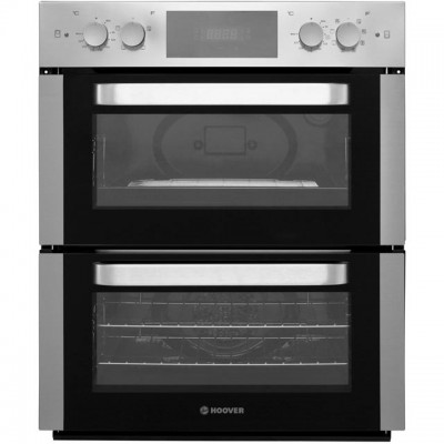 Save £50 at AO on Hoover H-OVEN 300 HO48D42IN Built Under Double Oven - Stainless Steel - A/A Rated