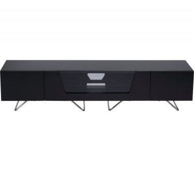 Save £50 at Currys on ALPHASON Chromium 2 1600 TV Stand - Black, Black