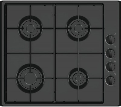 Save £10 at Currys on ESSENTIALS CGHOBB16 Gas Hob - Black, Black