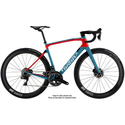 Save £1301 at Wiggle on Wilier Cento10NDR Disc Road Bike (Ultegra - 2019) Road Bikes