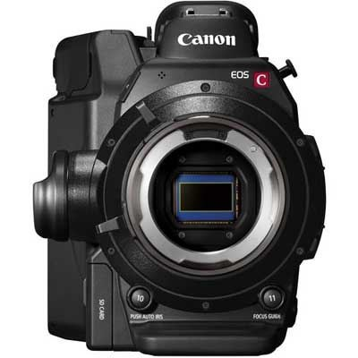 Save £2199 at WEX Photo Video on Canon EOS C300 Mark II 4K Camcorder (PL Mount)