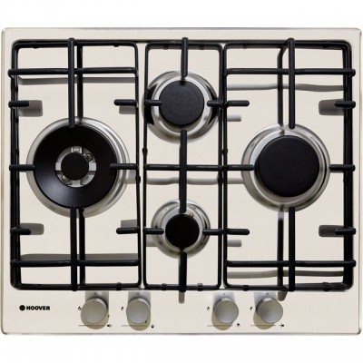 Save £20 at AO on Hoover H-HOB 300 GAS HHW6D5WMX 60cm Gas Hob - Stainless Steel