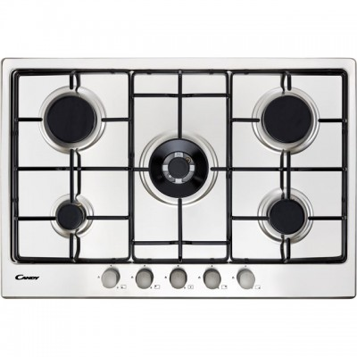 Save £60 at AO on Candy CHW74WX 74cm Gas Hob - Stainless Steel
