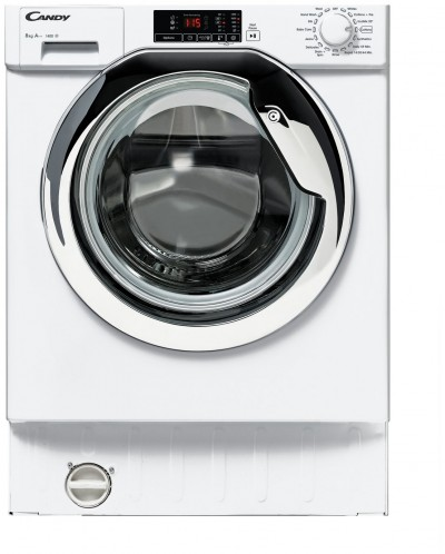 Save £50 at Argos on Candy CBWM814DC 8KG 1400 Spin Integrated Washing Machine