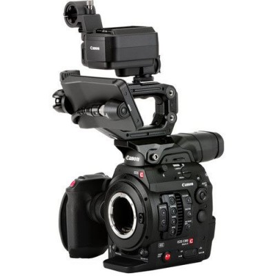 Save £1100 at WEX Photo Video on Canon EOS C300 Mark II 4K Camcorder Touch Focus Kit