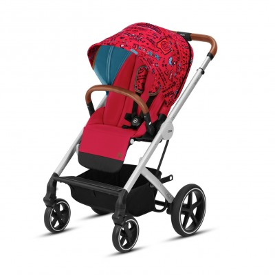 Save £50 at Argos on Cybex Balios S Pushchair Special Edition - Love Red