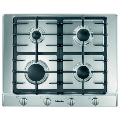 Save £93 at Appliance City on Miele KM2010SS 65cm Four Zone Gas Hob - STAINLESS STEEL