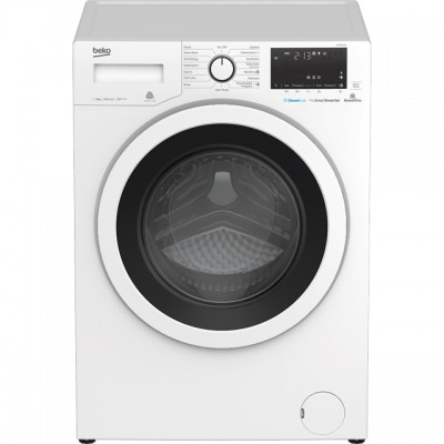 Save £70 at AO on Beko WY86042W 8Kg Washing Machine with 1600 rpm - White - A+++ Rated